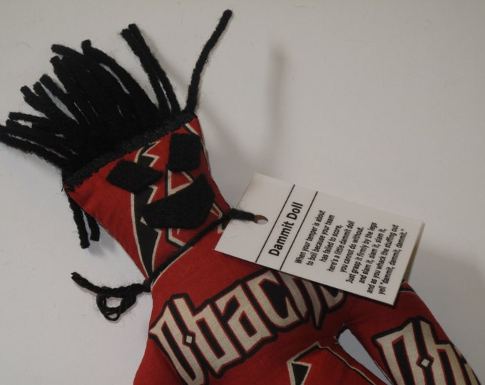 Dammit Doll, Arizona Diamondbacks, baseball stress relief item