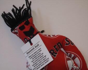 Dammit Doll, Boston Red Sox, baseball stress relief item