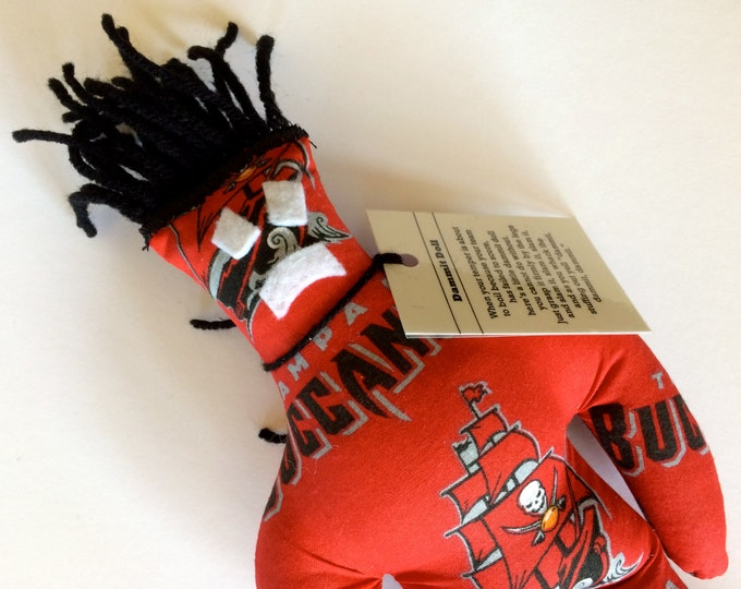 Dammit Doll, Tampa Bay Buccaneers, football stress relief item