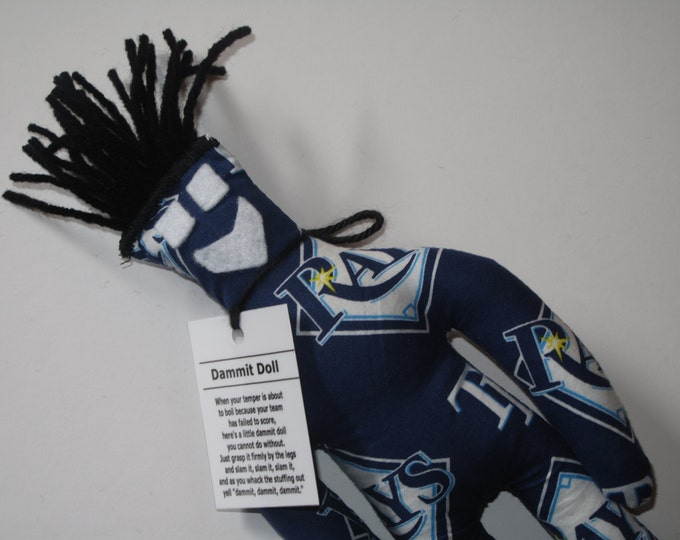 Dammit Doll, Tampa Bay Rays, baseball stress relief item