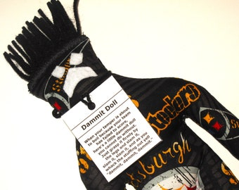 Dammit Doll, Pittsburgh Steelers, stress relief item