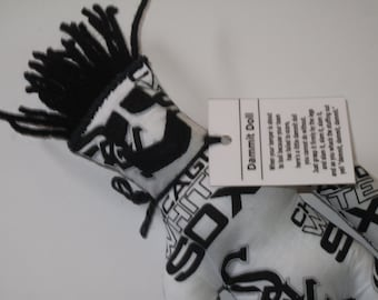 Dammit Doll, Chicago White Sox, baseball stress relief item
