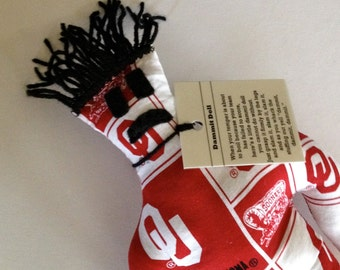 Dammit Doll, The University of Oklahoma Sooners, stress relief item