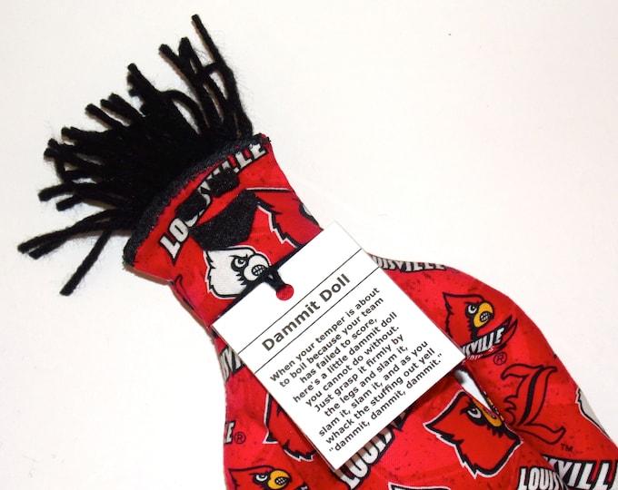 Dammit Doll, Louisville, Team Fabric, stress relief item