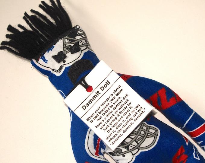 Dammit Doll, Buffalo Bills, stress relief item
