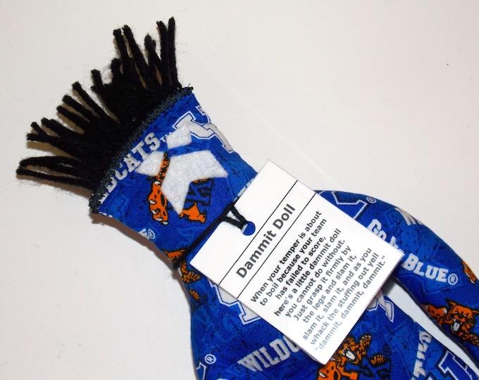 Dammit Doll, Kentucky, Team Fabric, stress relief item