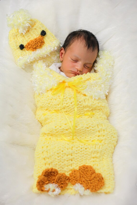 Loom Knit Cocoon For Baby Pattern Pattern Only Includes Baby Etsy