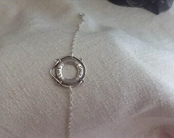 Life Ring Bracelet