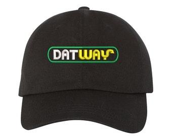 DAT WAY Dad Hat  0e5bdfaee84