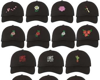 Flowers Dad Hat ff8cf4ab1916