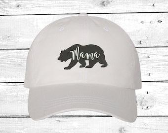 60e9c3a7e2d MAMA BEAR Baseball Hat