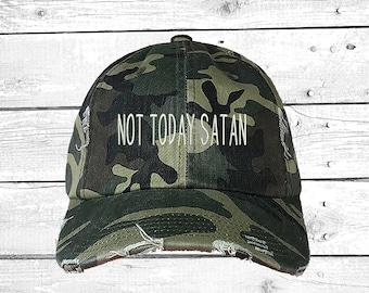 Not today satan hat  db9f25b4c577