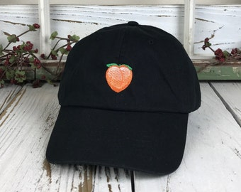 29615360 More colours. Peach Emoji Dad Hat ...