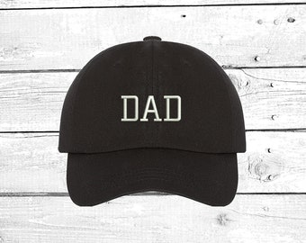 052bffe245d DADDY Distressed Dad Hat Papa Father Papi Hat