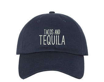 fb0ce8ccf73dd TACOS AND TEQUILA Dad Hat