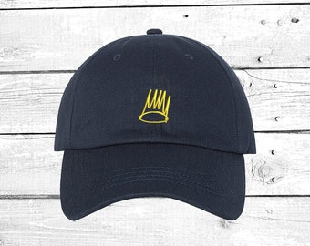 78a909bf Born a Sinner Cap Sinner Crown Baseball Cap, Music Lyrics Born Sinner  baseball hatst Sinner Crown Unisex Hat