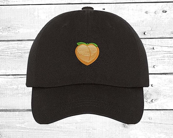 4328a5c374e151 Hats Peach Cap , Peach Emoji Baseball Cap, Peach Fruit baseball hats Funny  Hat,