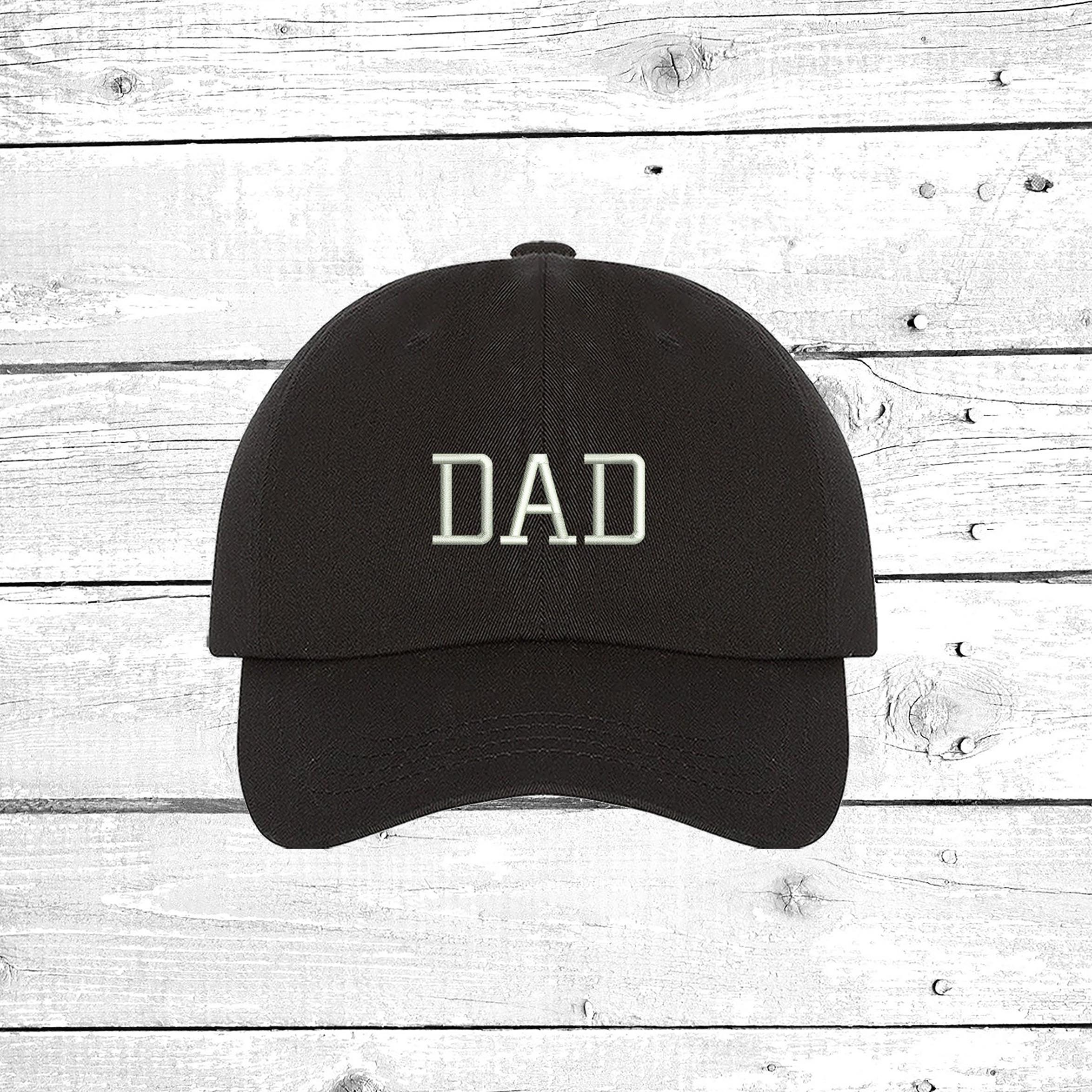 c4d5afe6c12 DAD Hat Dad Cap Papa Fathers Day Baseball Hat