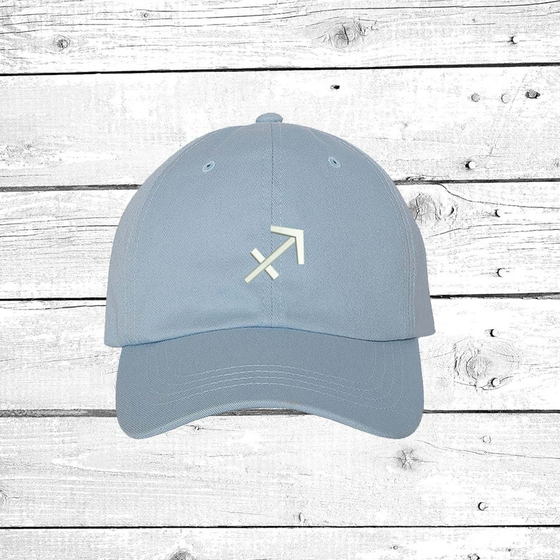 Caps SAGITTARIUS Baseball Hat Horoscope Lover Gift  01a40e40c412
