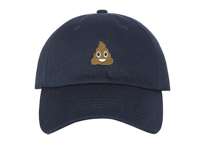Kids Emoji Hat | POOP EMOJI , Emoji Dad Hats , Hats For Kids , Childrens Hats , Baseball Caps , Hats and Caps , Accessories , Emoji Cap