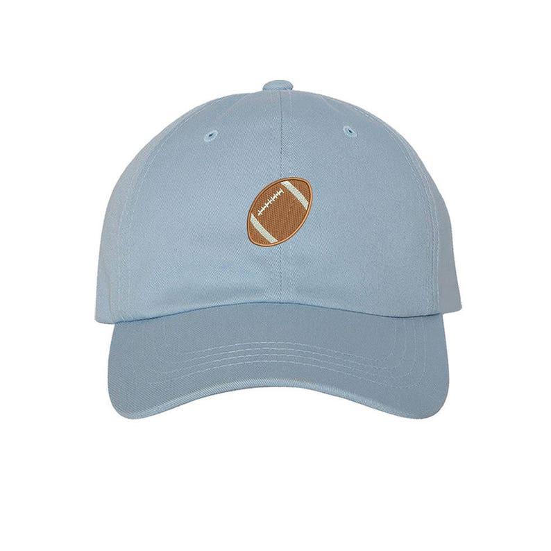 82ea8cd6d40430 KIDS Hat Football Embroidered Baseball kids Hat Child Cap | Etsy
