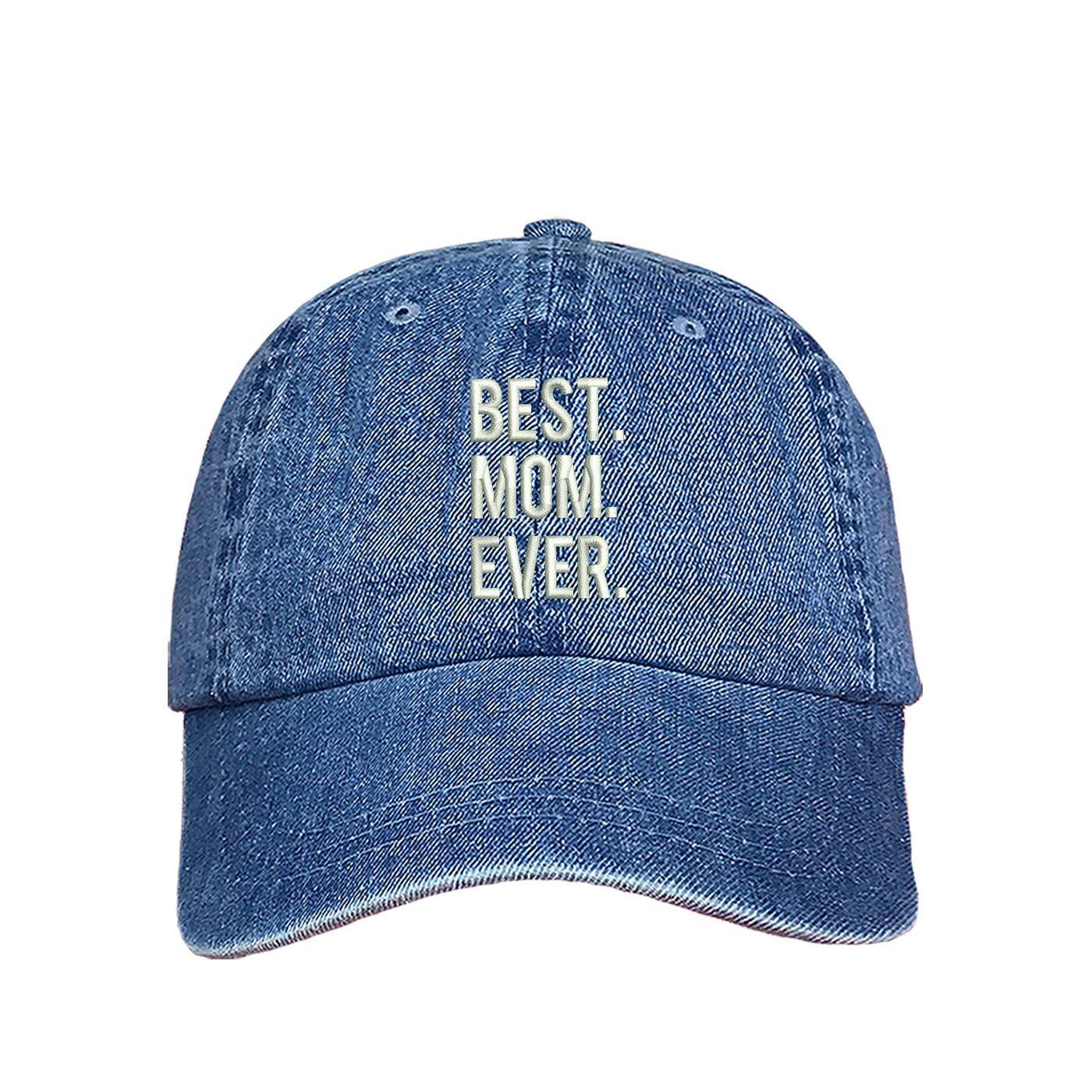 674b2e85686 ... Best Mom Dad Hat