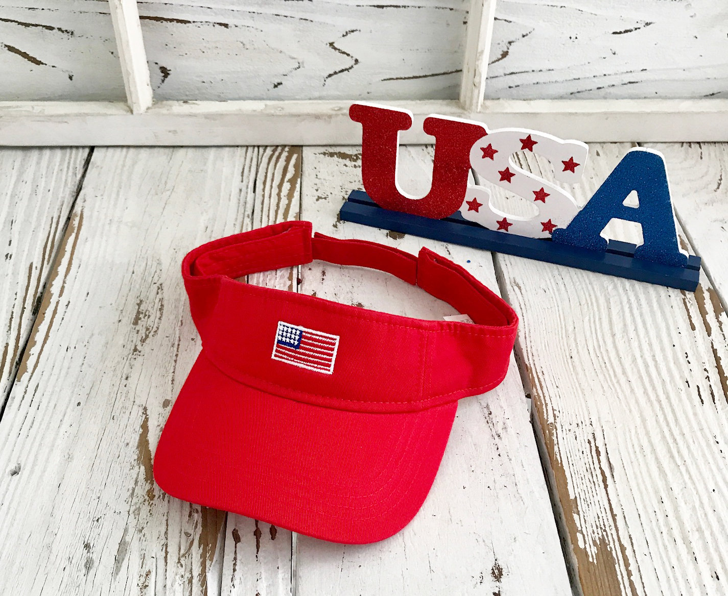 54208d7943a USA Flag Visor