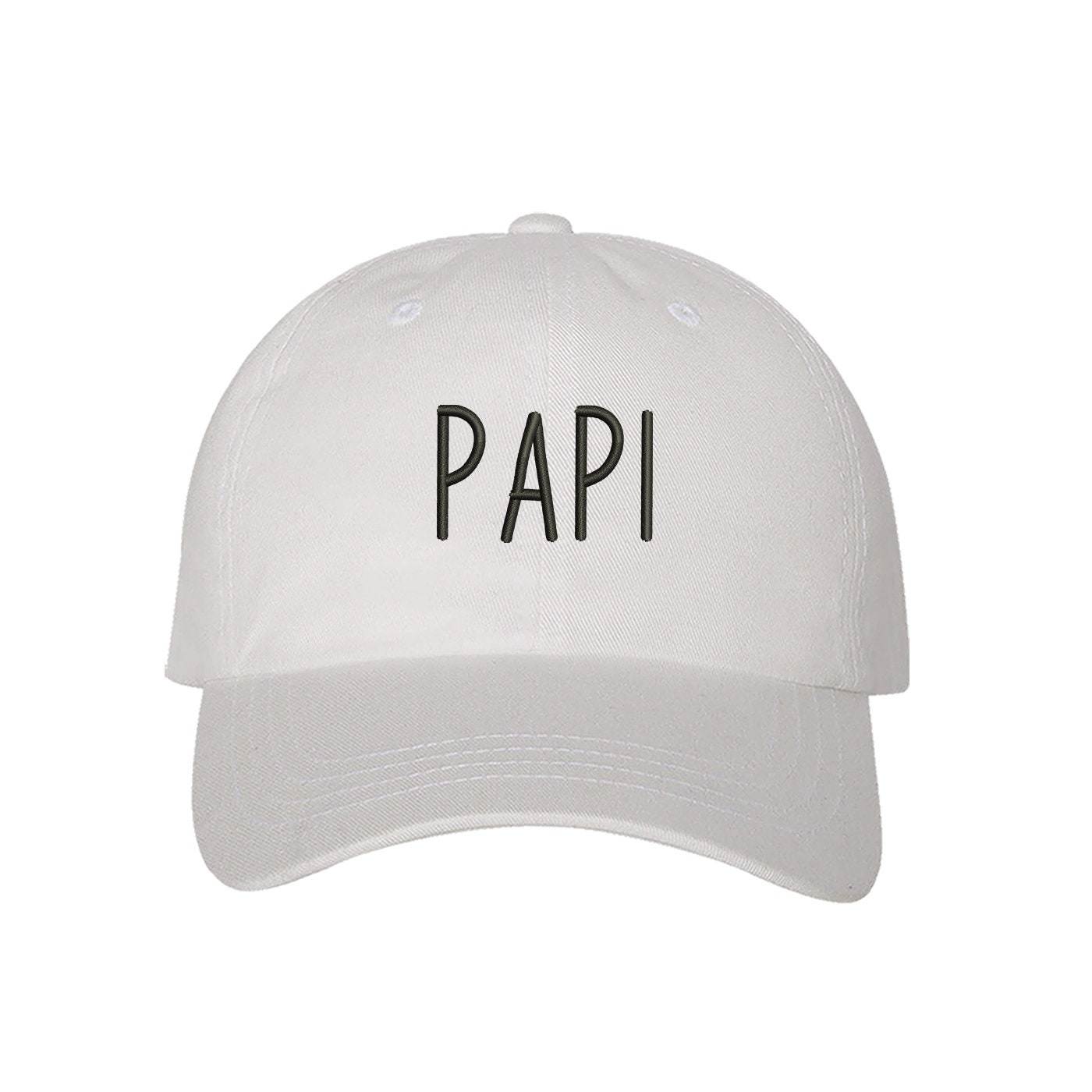 2d7c3bec97d PAPI Baseball Hat Papi Dad Hat