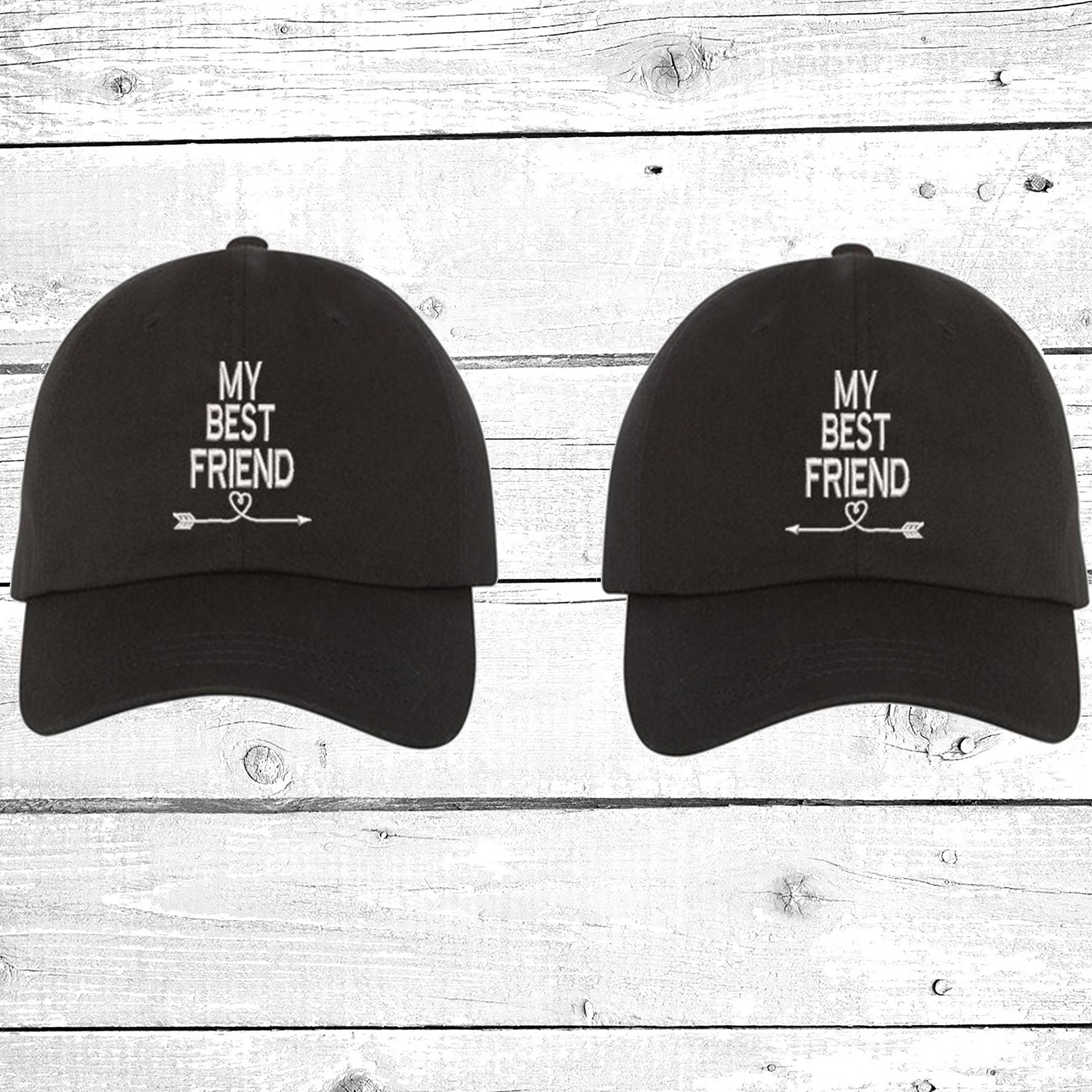 315bcfe6125 My Best Friend Dad Hats Baseball Cap Gifts for Best Friends Couples ...