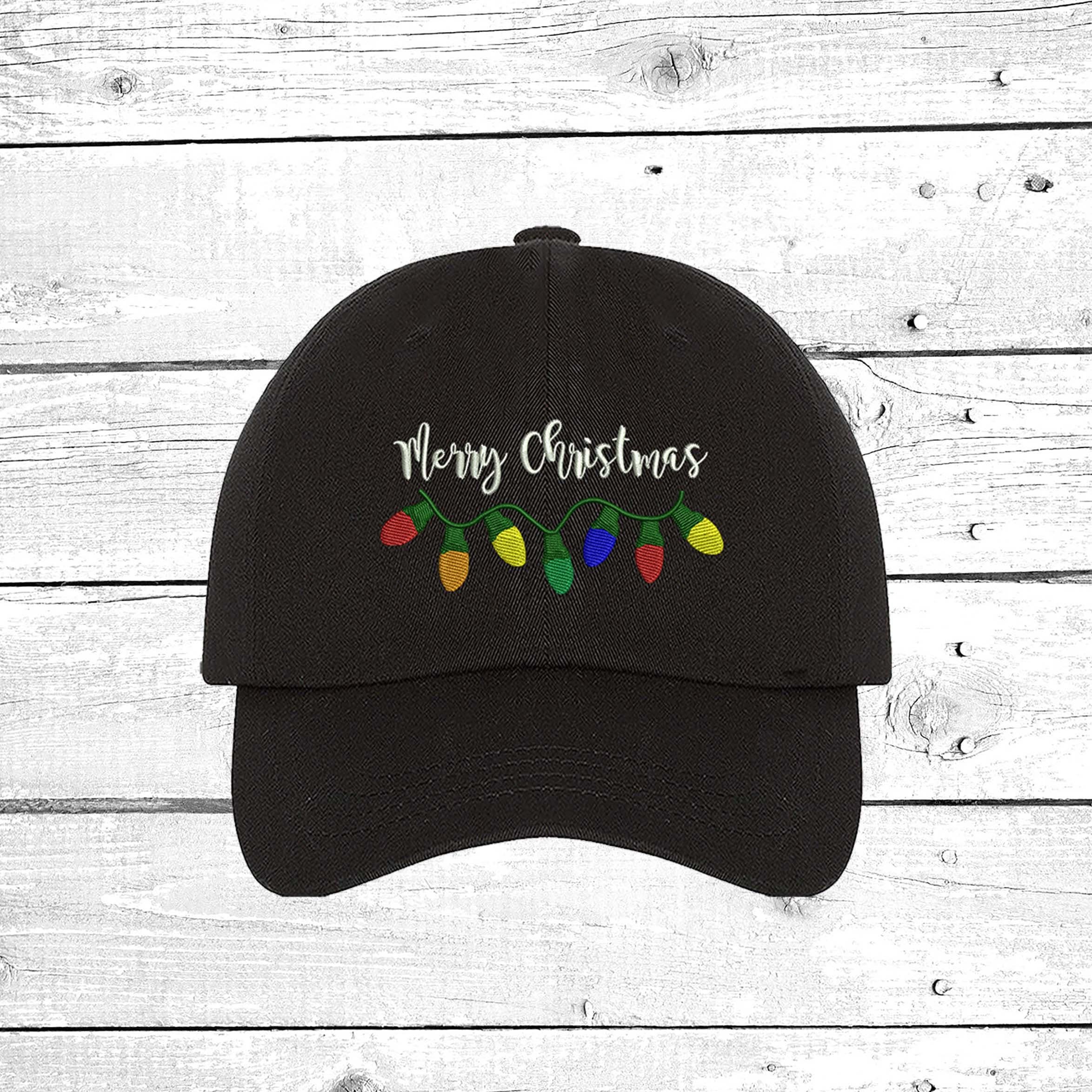 491b346256b6a Merry Christmas Hats Christmas Outfit Caps Holidays Baseball Hat ...