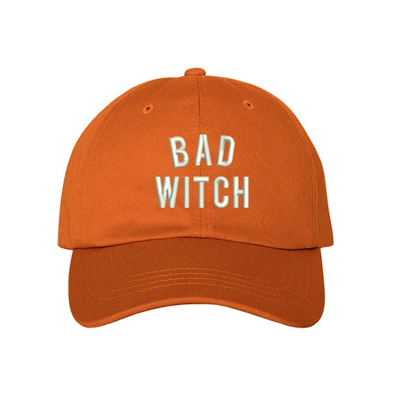 Bad Witch Dad Hat Adult Halloween Costume Witch Dad Hats  d0d0e86d846