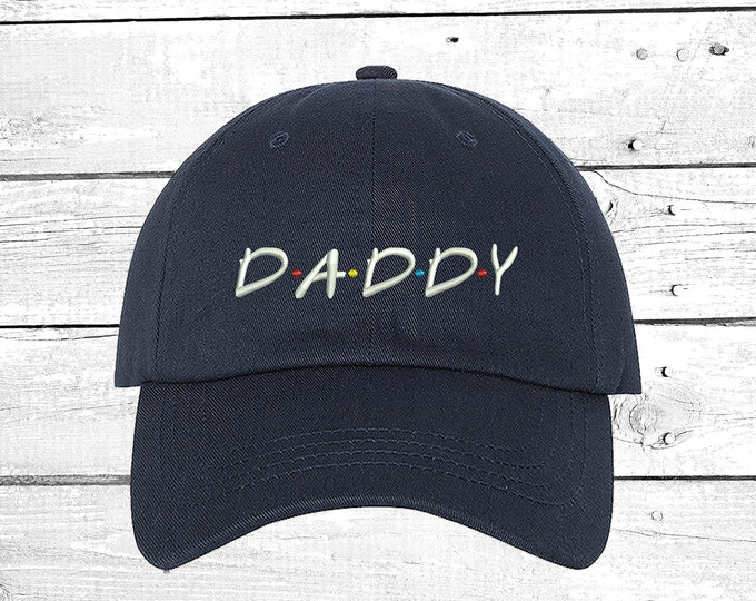 Daddy Baseball Hat Papi Dad Hat, Champagne Papi Zaddy Dad Caps,Boyfriend Gift, Friends Show Hat New Dad Gift, Fathers Day Gift Daddy Cap