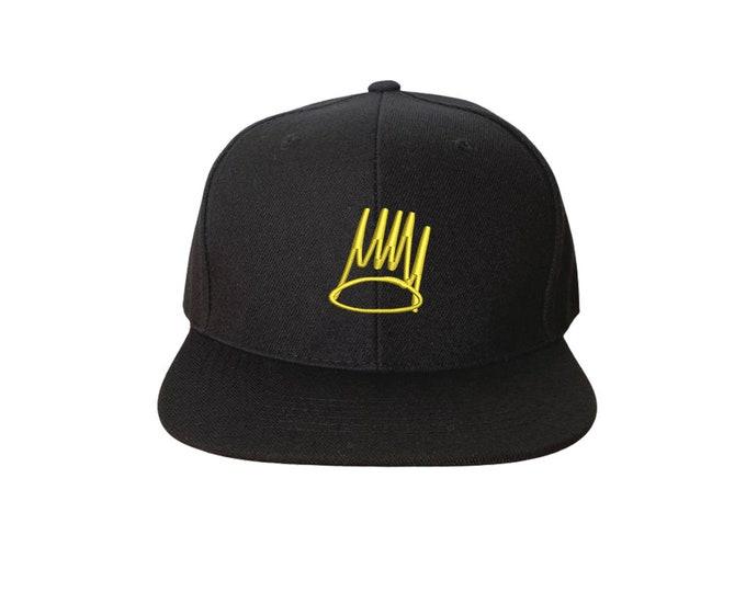 Born a Sinner Snapback Rapper Flat Bill Snapback Hat Cap R&B Hat, Hip Hop Hats Rap hat