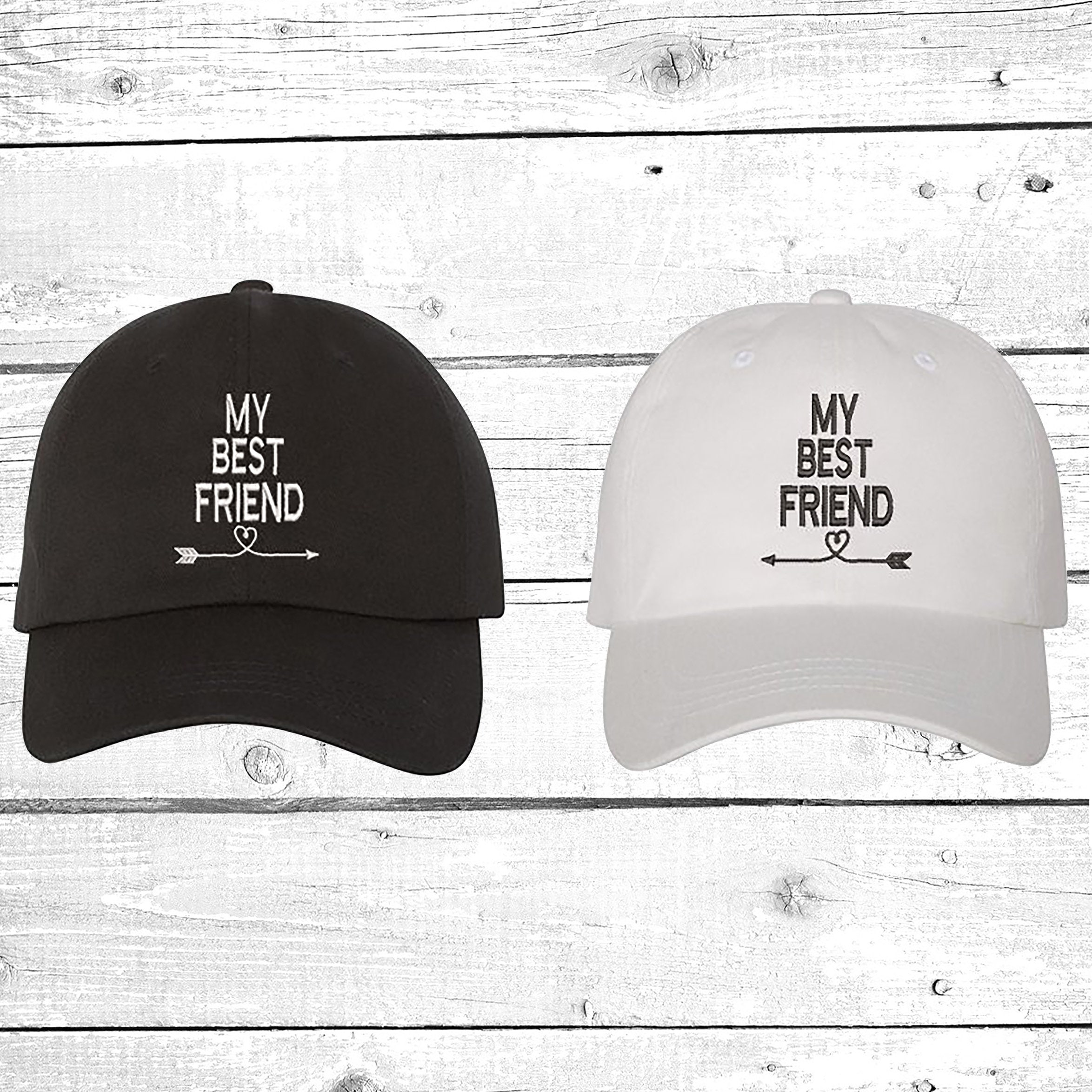 51e6dcb8 My Best Friend Baseball Hat Couples Hat His and Hers Baseball | Etsy