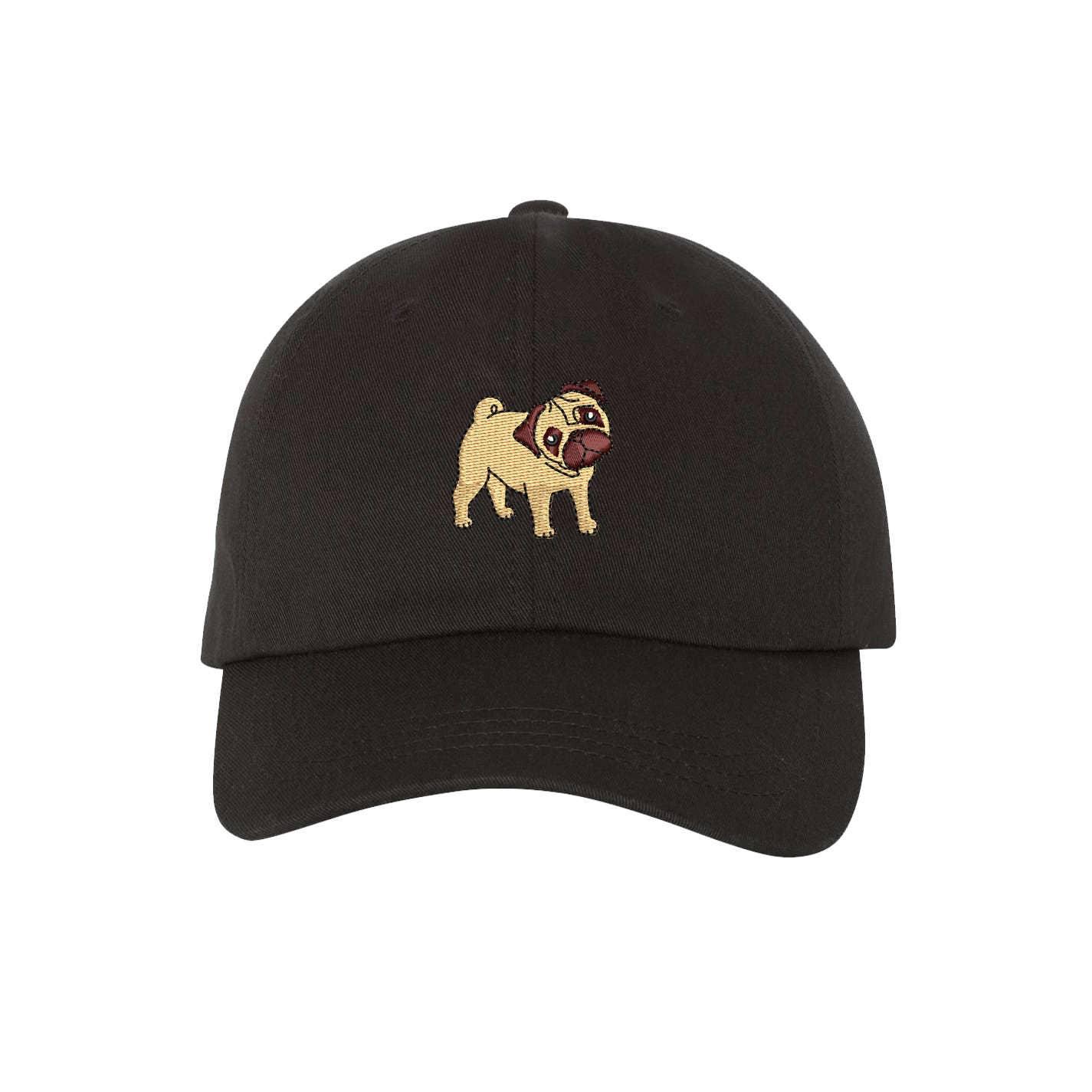 9139863a Dog Baseball Cap German Shepard Baseball Cap Pug Dad Hat Boxer ...