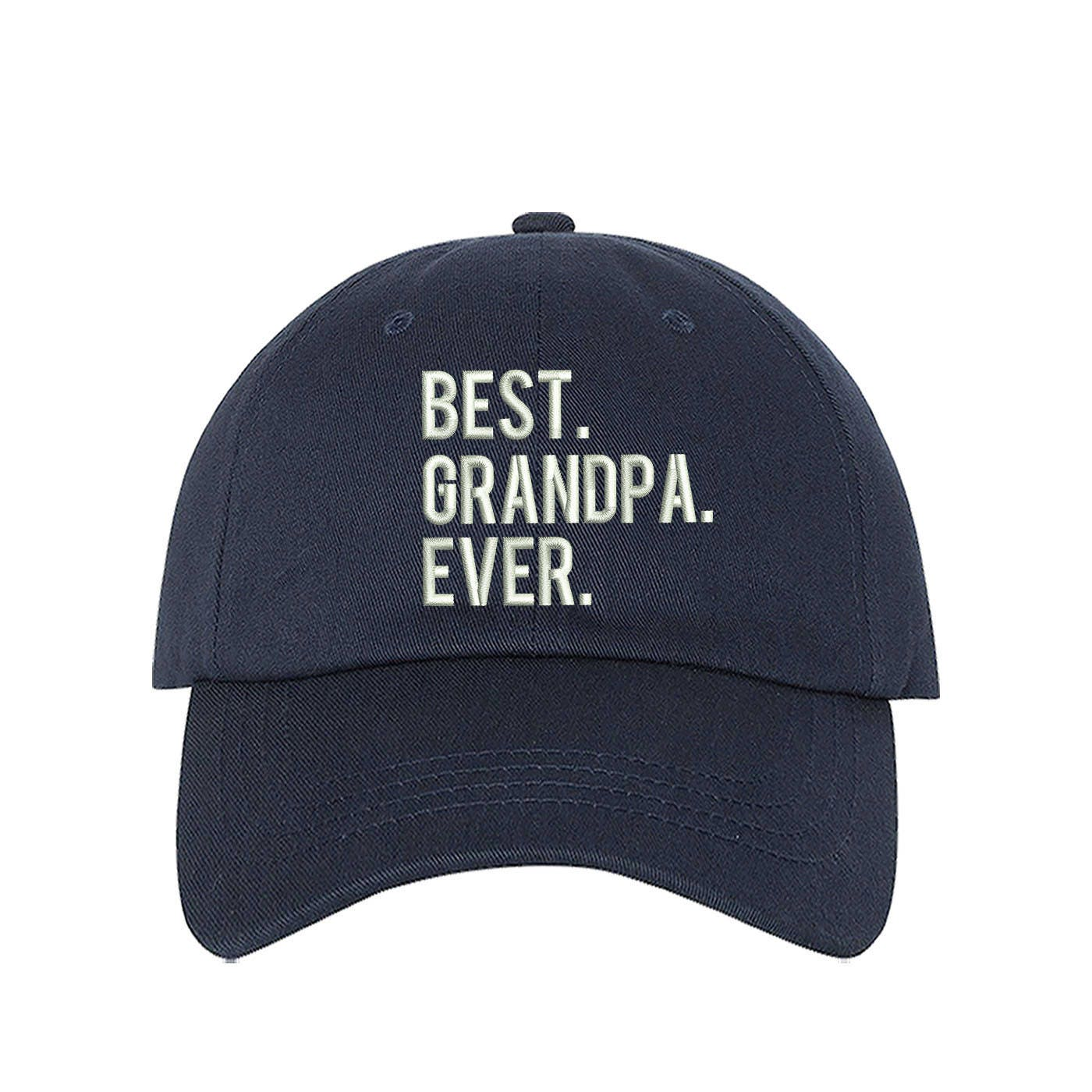 fcdd4b01c34 ... Dad Hat I Love My Grandfather Papa Gift Best Ever Hat Best Abuelo Ever  Hat Grandparents Hat Grandpa Gift Baseball Cap Hats. gallery photo ...