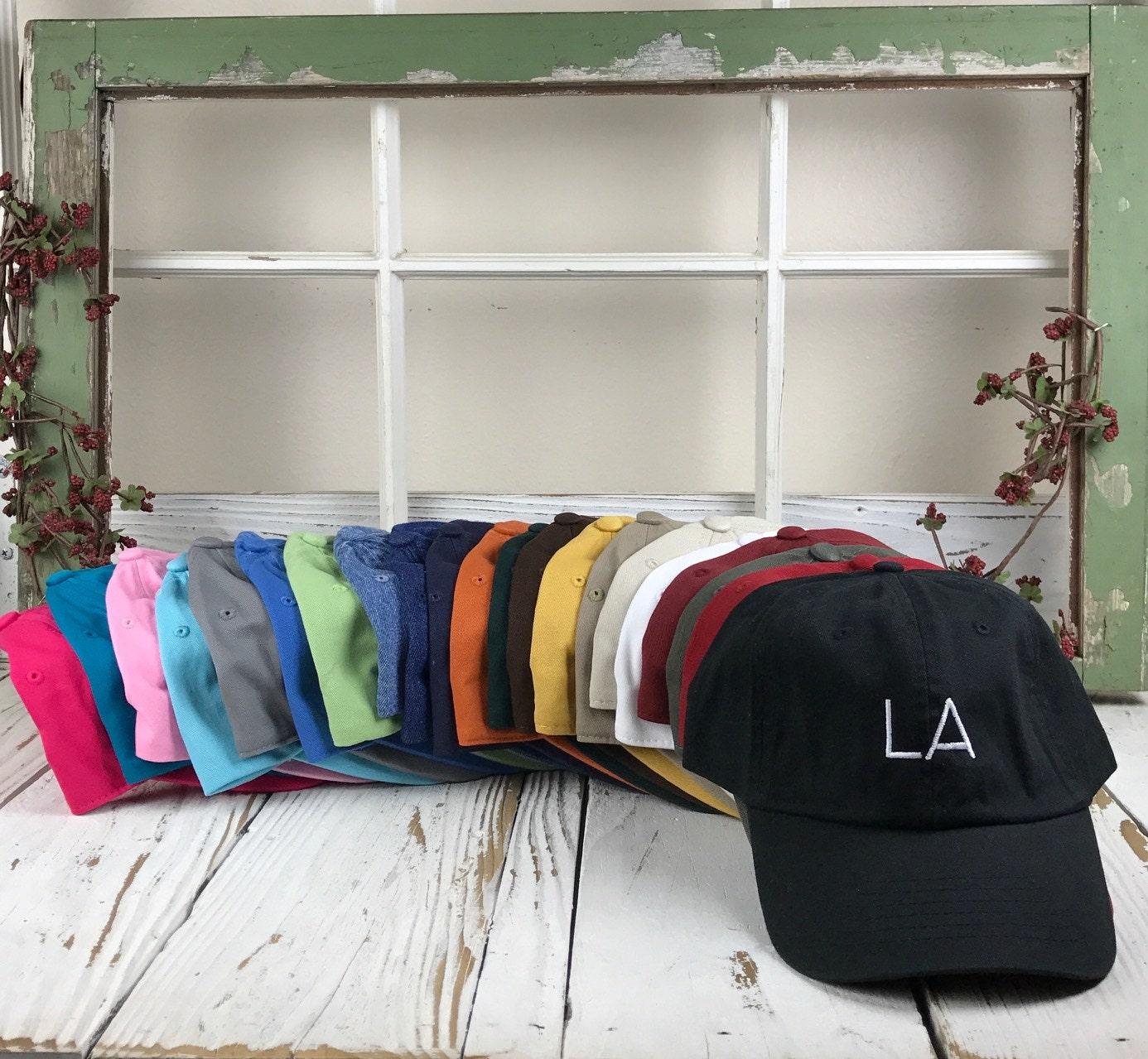 87ccf84211a ... Los Angeles Dad Hats
