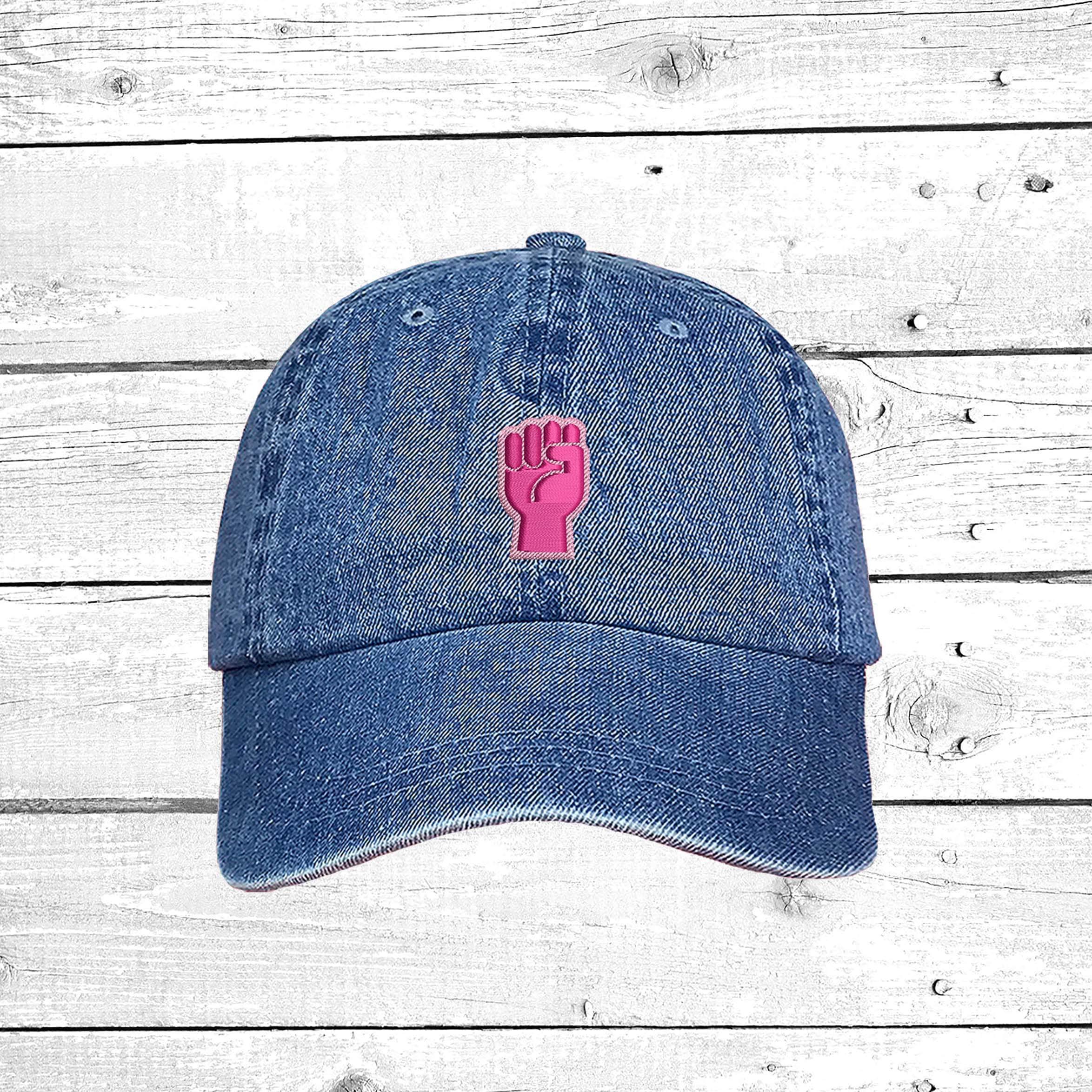 02974a9c05e9c ... Feminist Baseball Cap Girl Boss Hat for Womens March Unisex Dad Hats  Girl Power Gift for hat lover. gallery photo ...