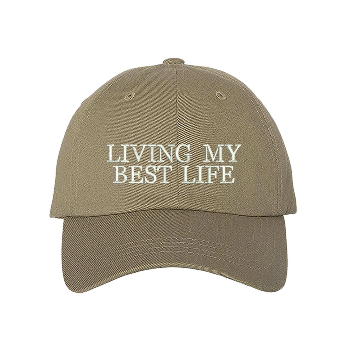ed82afc239ca5 ... My Best Life Baseball Hat