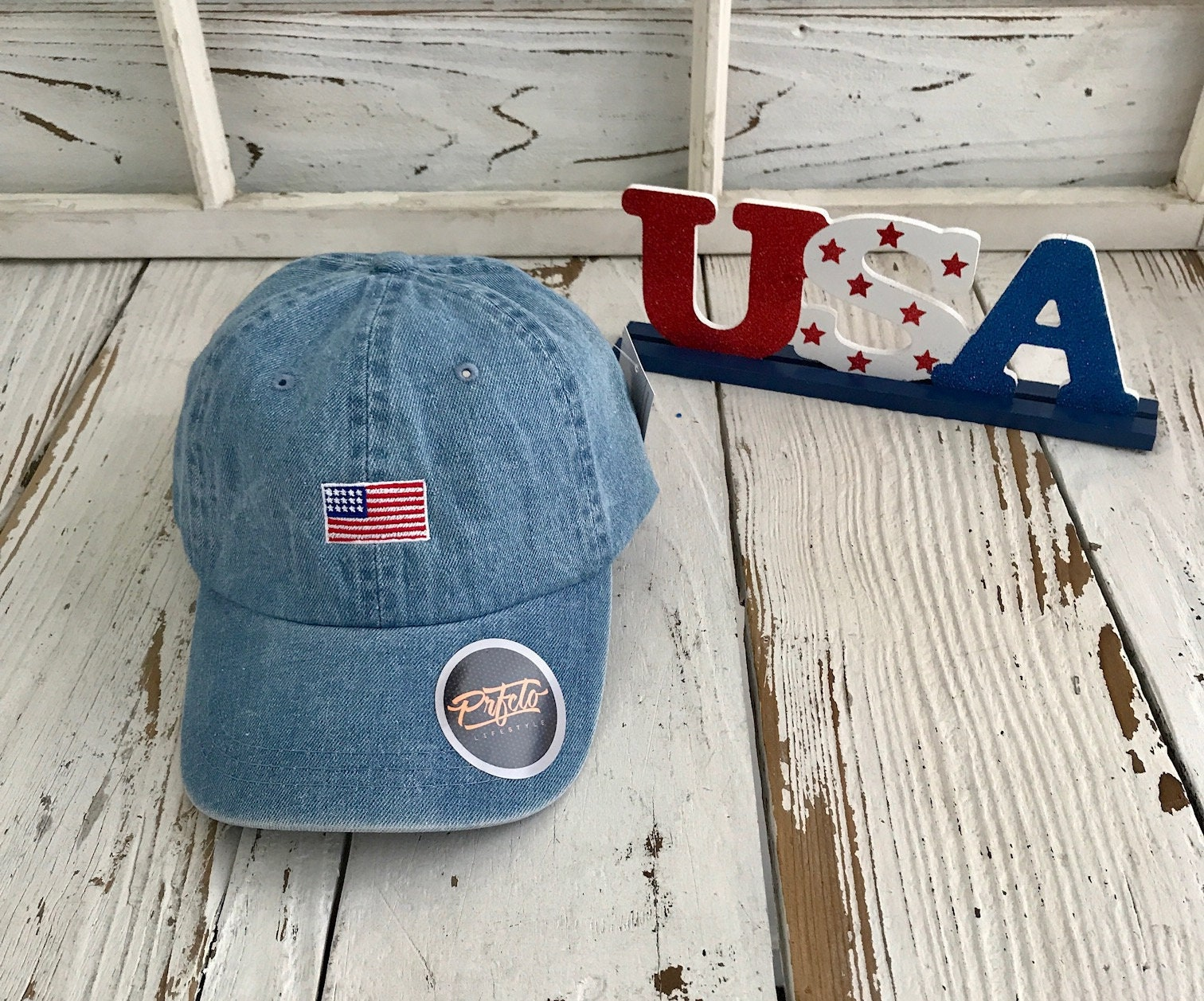 Labor Day USA Flag Dad Hat US FLAG Dad Hat Independence Day