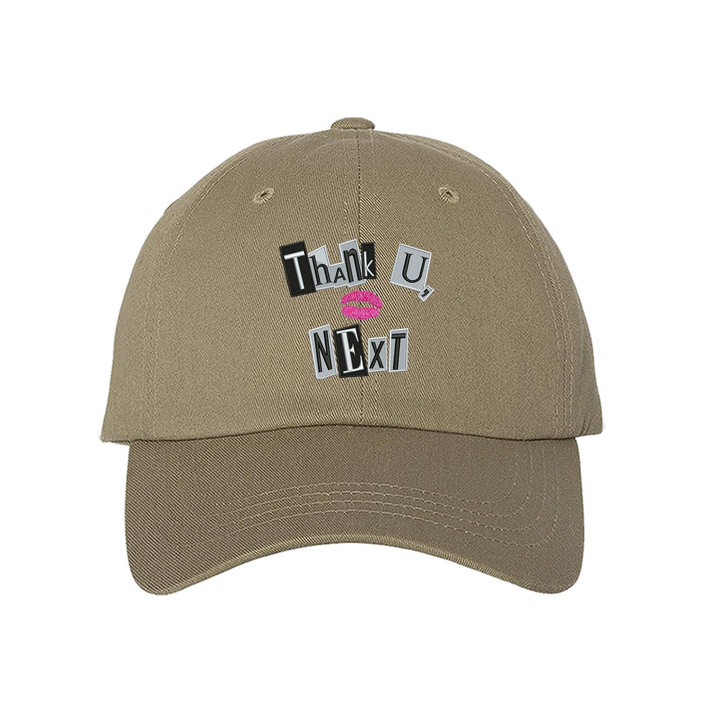 745bbf25b7f Cap Thank u Next Baseball Cap
