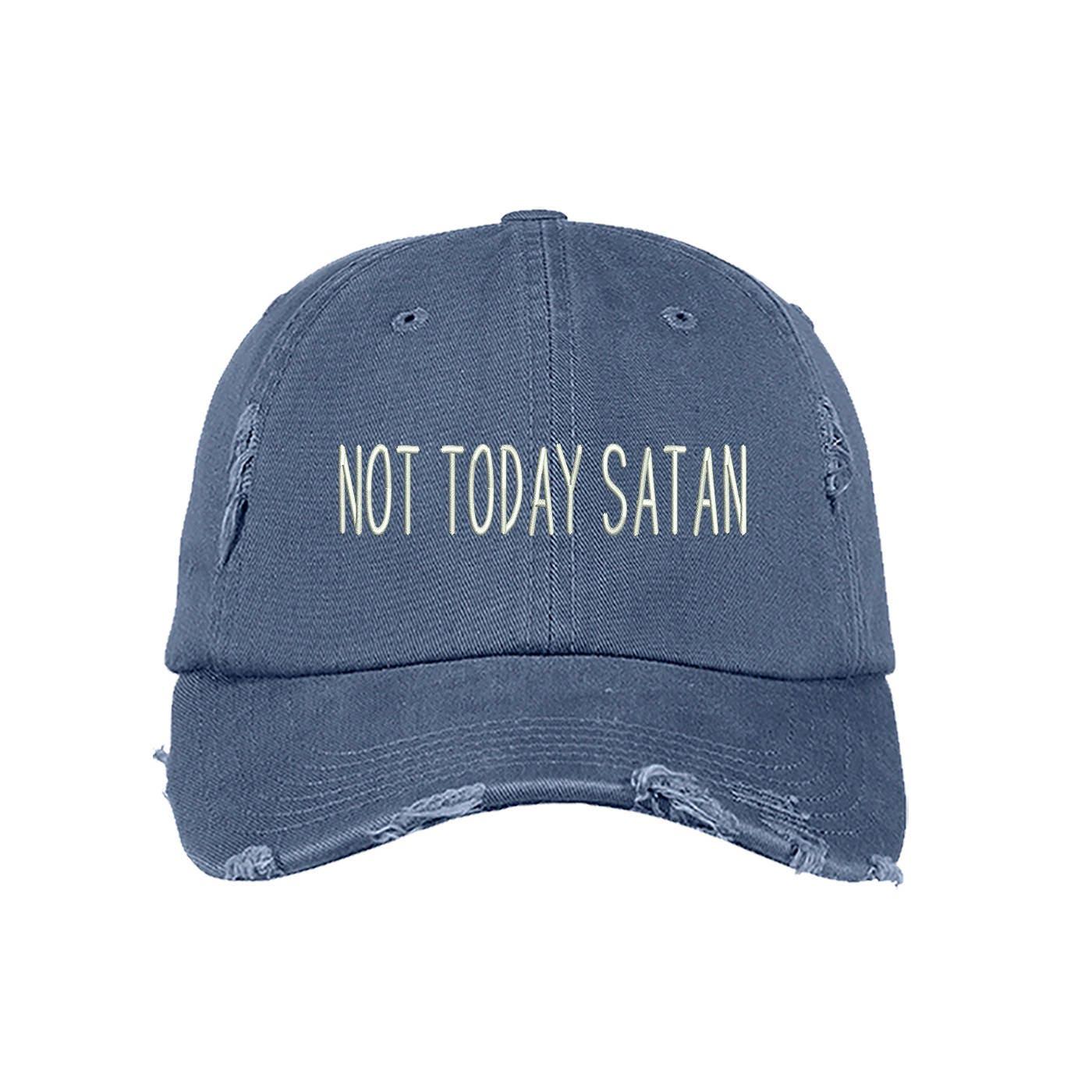 ... Not Today Satan Hat  421359fcf08e