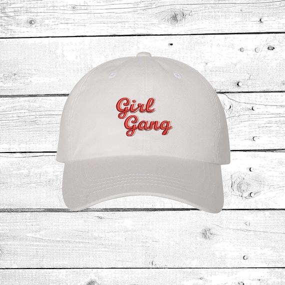 Girl Gang Baseball Hat Feminist Dad Hat Girl Power Embroidered Cap Girl  Boss Hat Feminist Hats Unisex Hats Feminist Gift b98289130f891