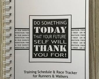 2 Year Training and Race Planner Exclusively for Runners and Walkers