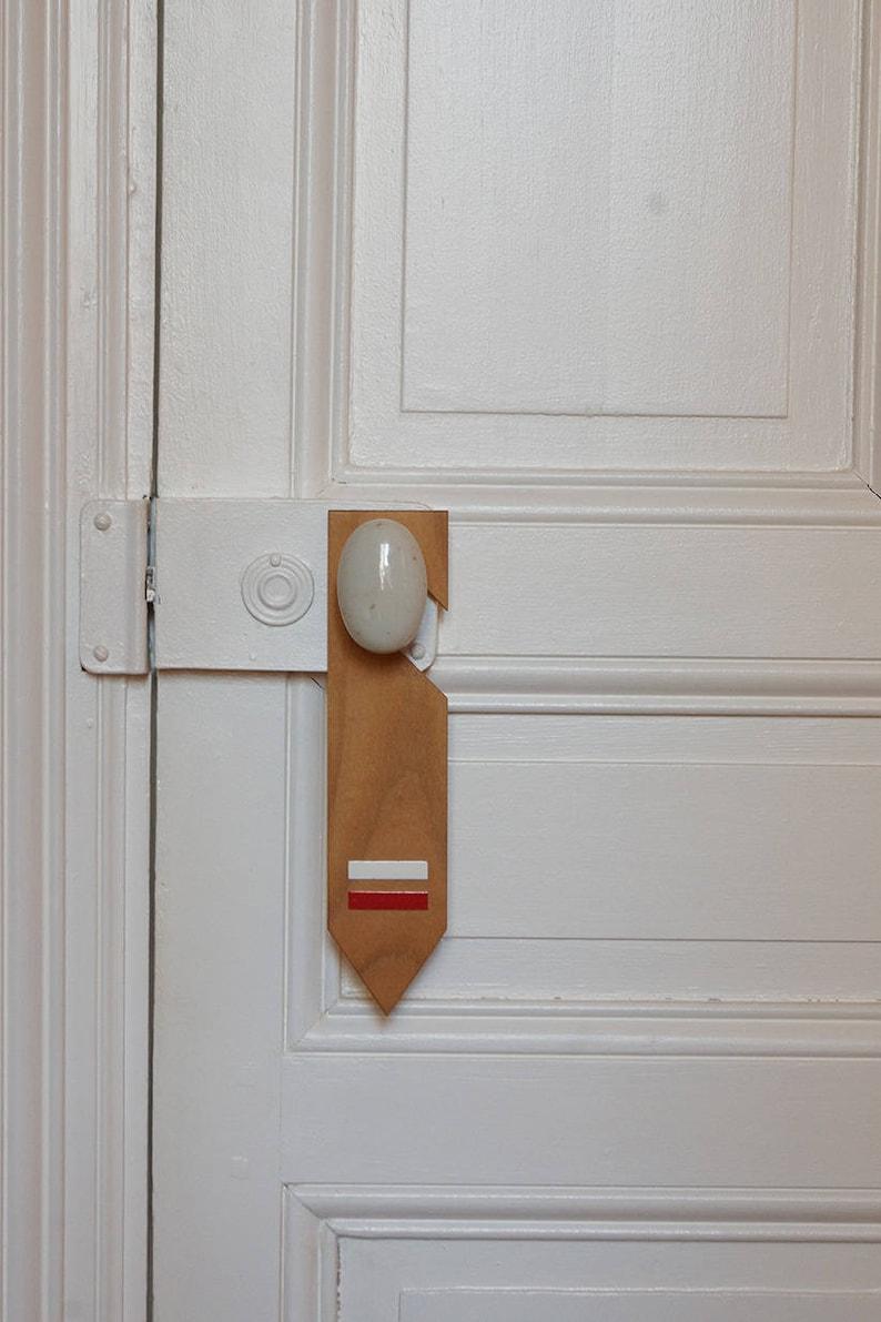 Door panel  mark door Balise image 0