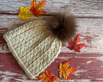 Weeping Willow Beanie