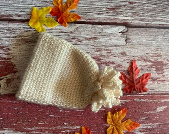 Double-Brimmed Baby Hat