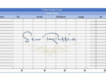 Custom order form | Etsy on