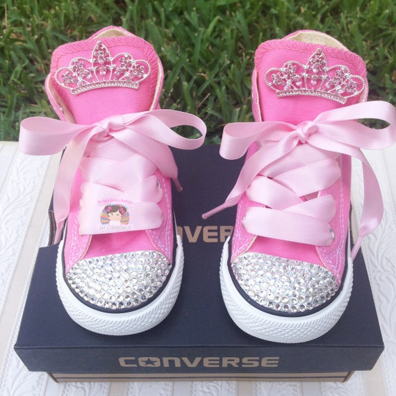 Scarpe converse di diadema principessa principessa tiara  bc5609345ea