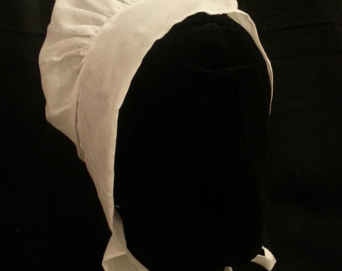 Plain Lappet Cap